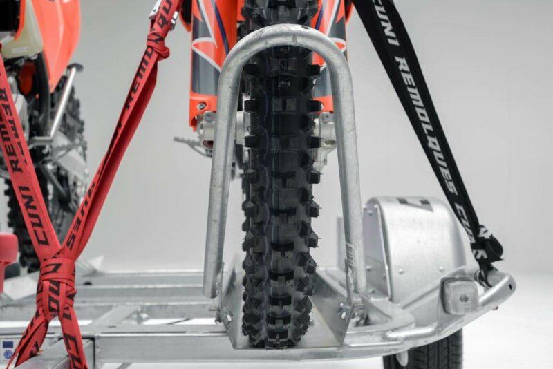 Remolque para dos motos grandes GALLARDO 2R 16