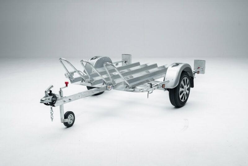 Remolque para tres motos grandes GALLARDO 3R 10