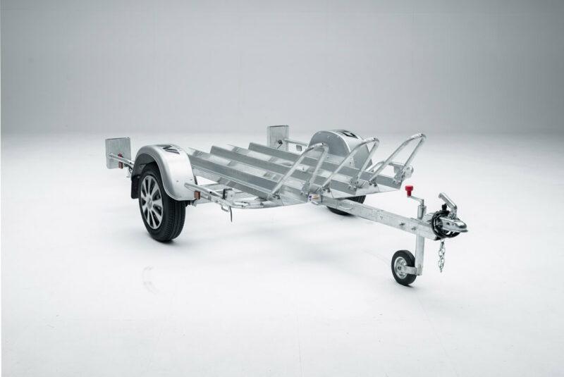 Remolque para tres motos grandes GALLARDO 3R 11