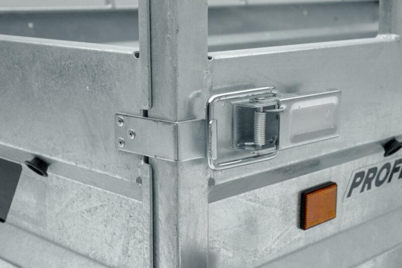Remolque de carga basculante Power box robust 5
