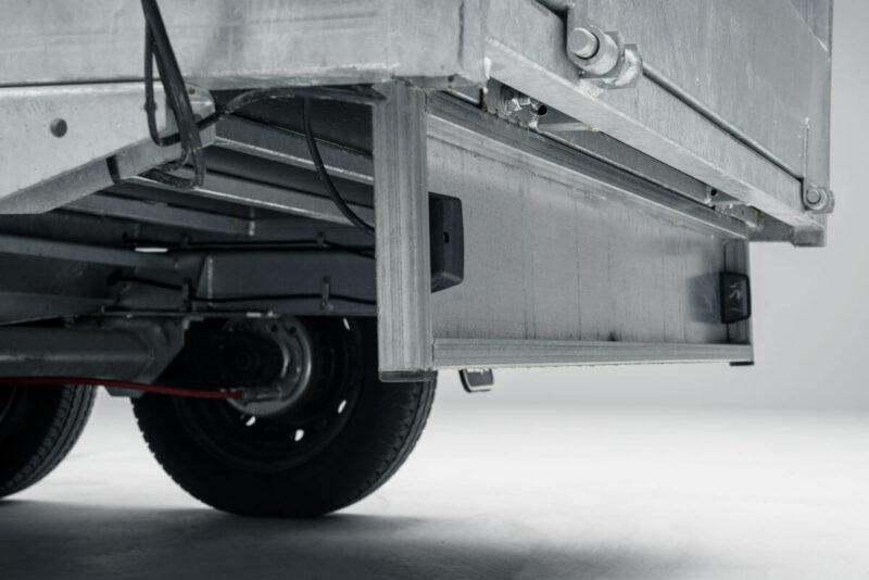 Remolque de carga basculante Power box robust 6