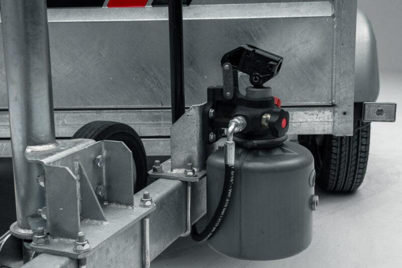 Remolque de carga basculante Power box robust 8
