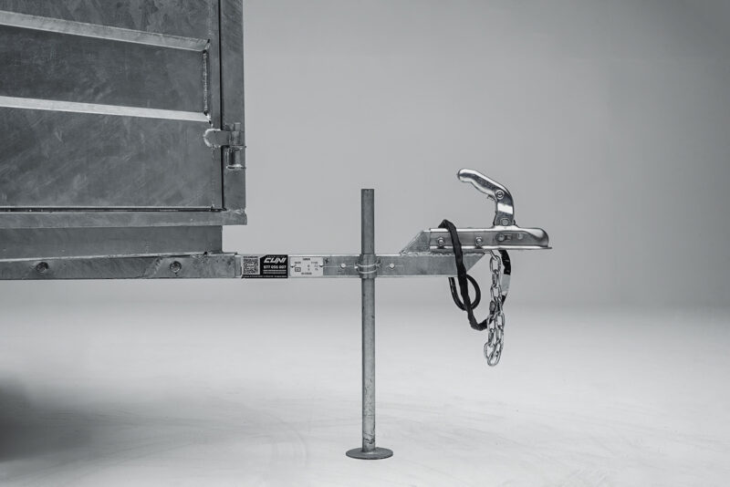 Remolque de carga para ganado 6