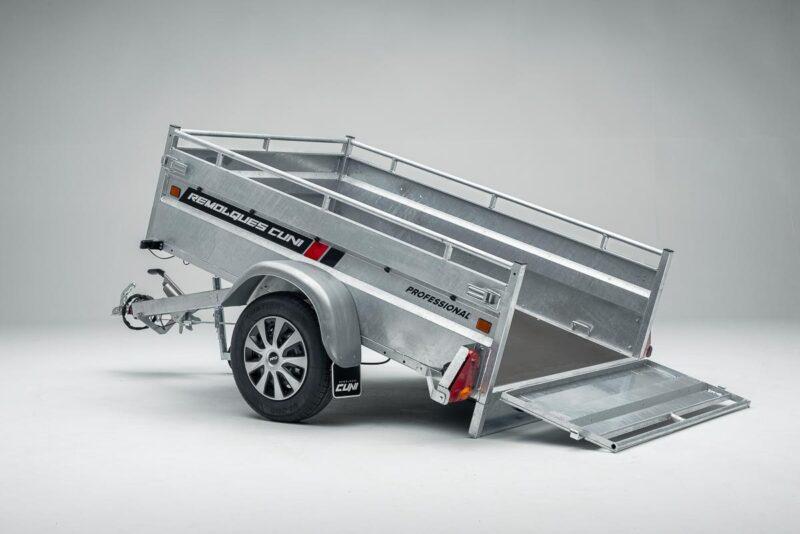 Remolque de carga reforzado ROBUST R3 10