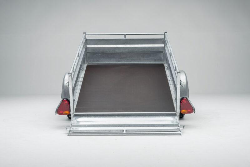 Remolque de carga reforzado ROBUST R3 16