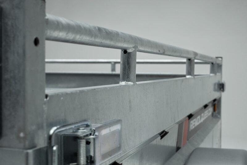 Remolque de carga reforzado ROBUST R3 17