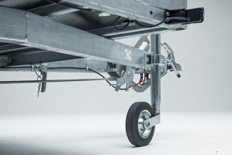 Remolque de carga reforzado ROBUST R3 23