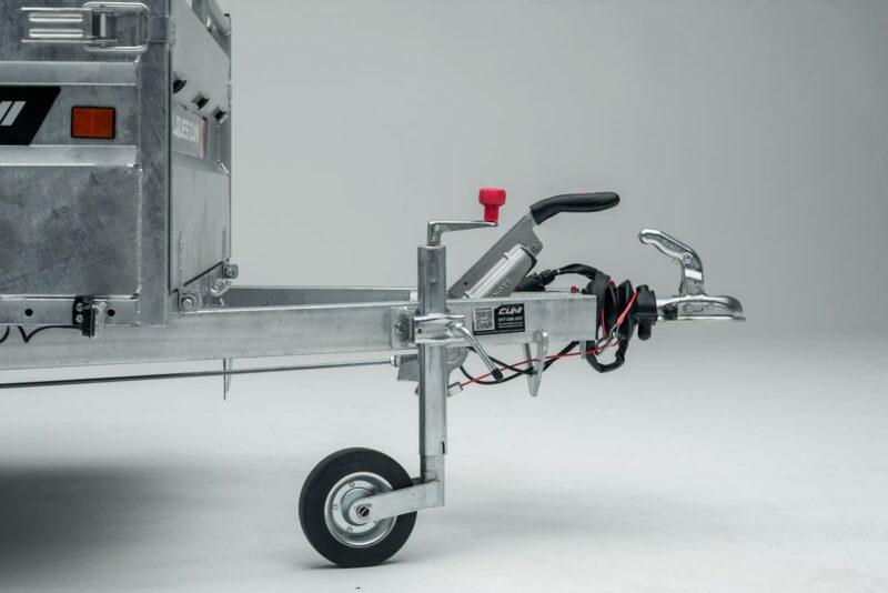 Remolque de carga reforzado ROBUST R3 24