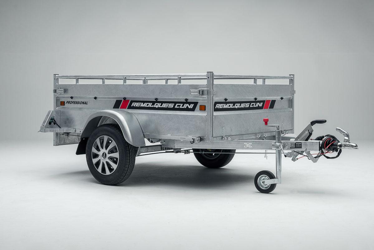 Remolque de carga reforzado ROBUST R3