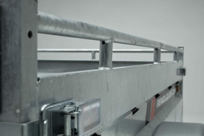 Remolque de carga reforzado ROBUST R8 17