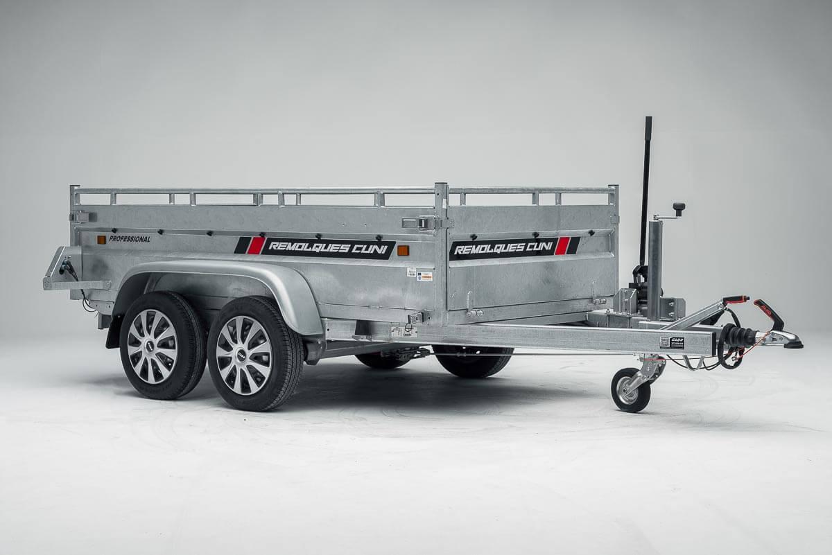 Remolque de carga reforzado ROBUST R8
