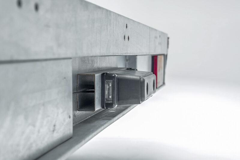 Remolque plataforma TOPLINE 650 7