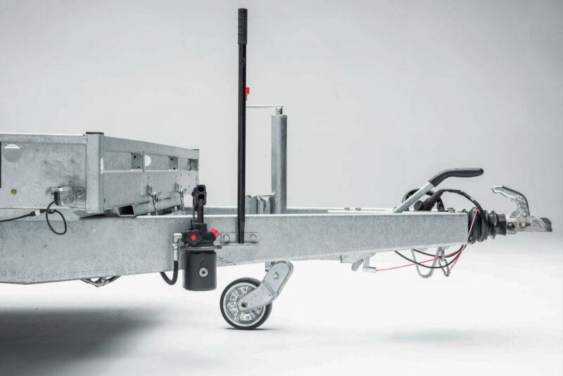 Remolque portamaquinaria RAPTOR RAMPS 2500 7