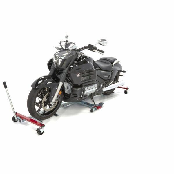 "Soporte Moto Giro en ""U"" XL"