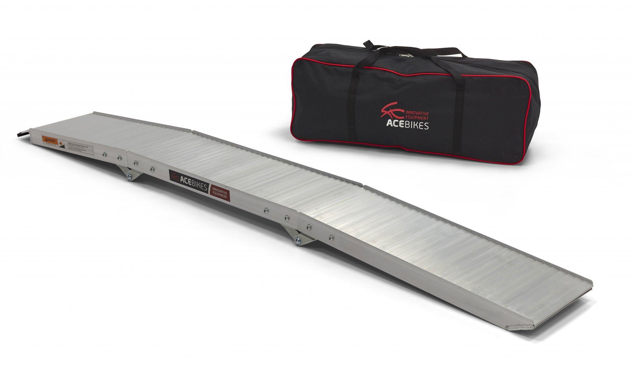 Rampa Plegable Compacta para Motos