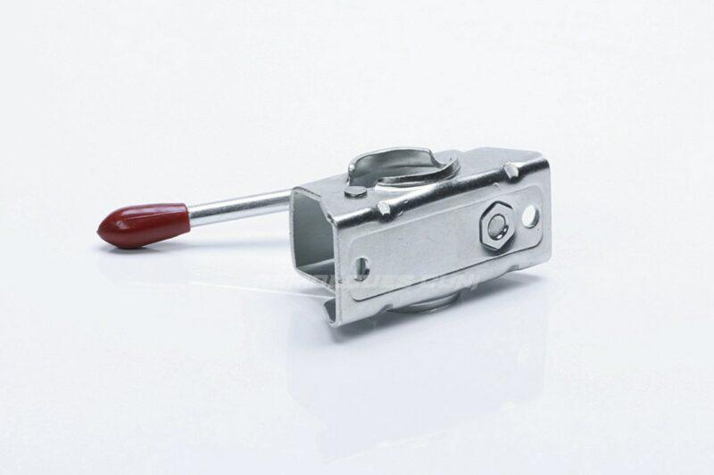 Abrazadera para Rueda Jockey Remolque 48mm