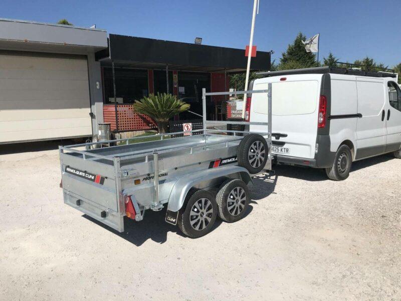 Alquilar remolque de carga reforzada ROBUST R6 1