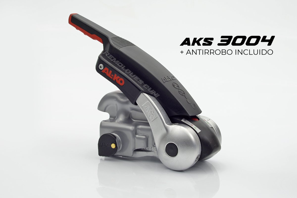 Estabilizador AKS 3004 de 3000kg +Antirrobo Incluido