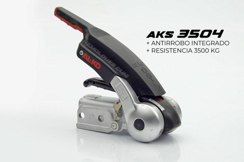 Estabilizador AKS 3504 de 3500kg +Antirrobo