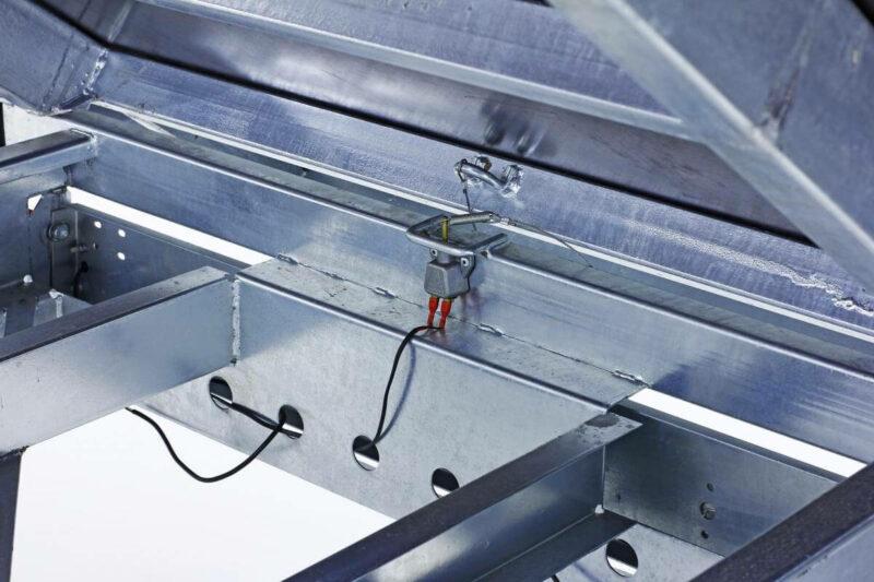 Remolque basculante Power Box Hercules 10