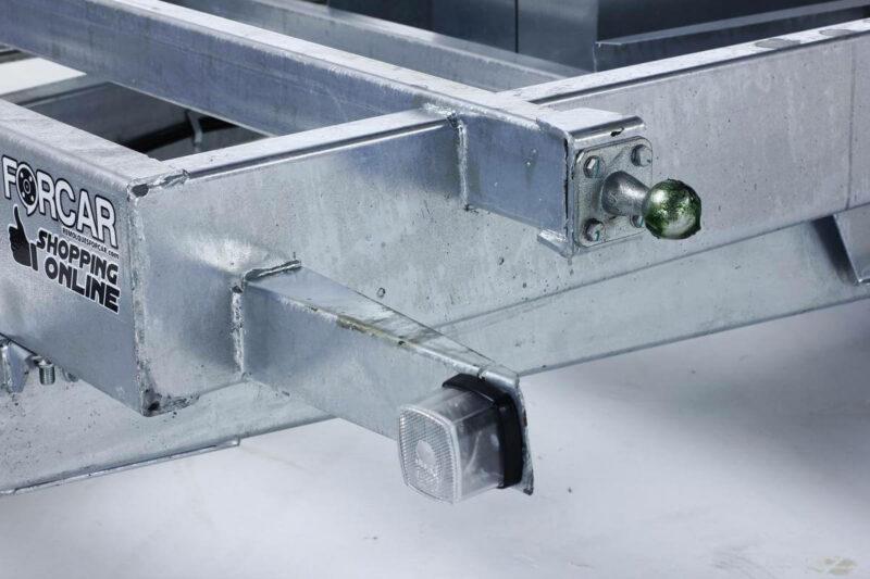 Remolque basculante Power Box Hercules 13