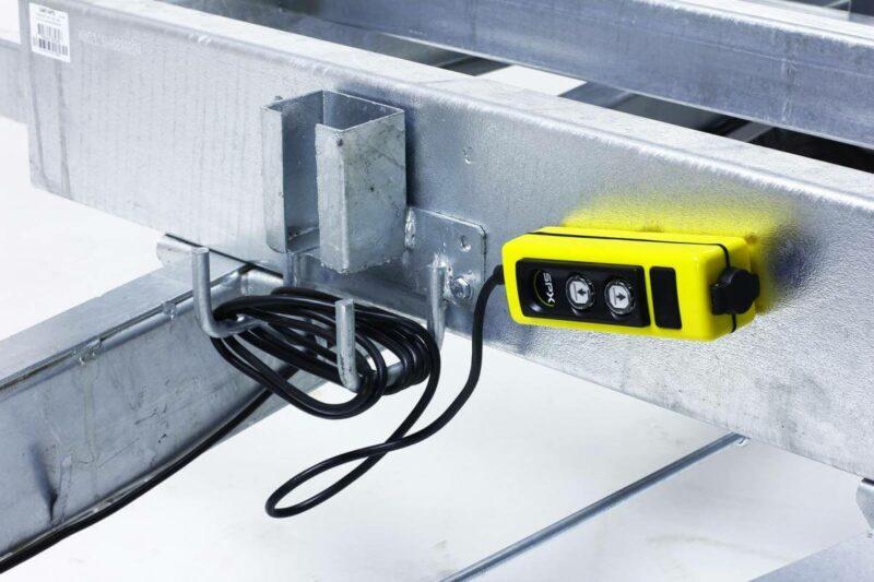 Remolque basculante Power Box Hercules 14