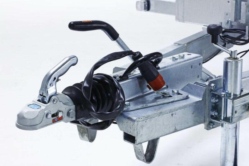 Remolque basculante Power Box Hercules 15