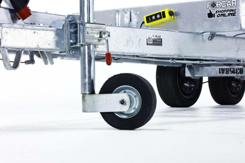 Remolque basculante Power Box Hercules 16