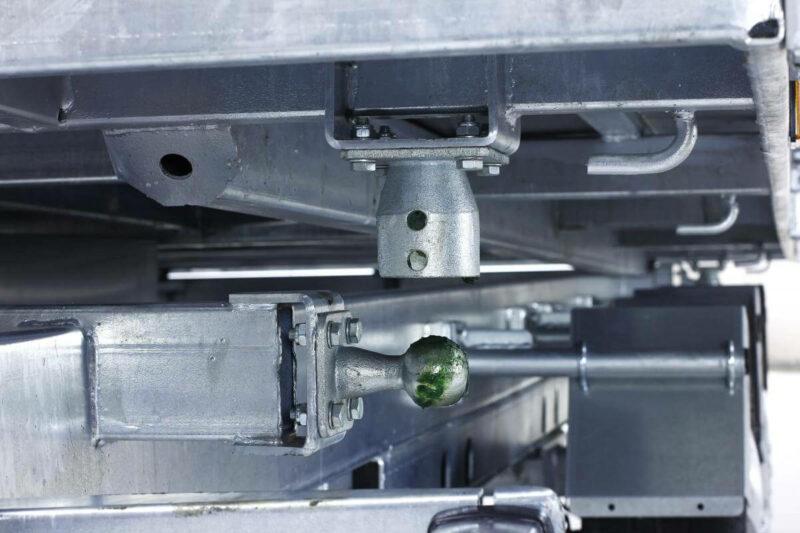 Remolque basculante Power Box Hercules 17