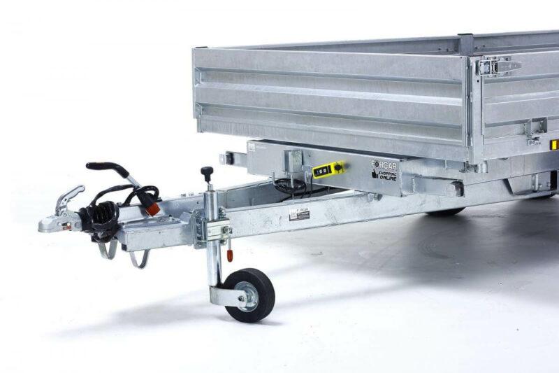 Remolque basculante Power Box Hercules 20