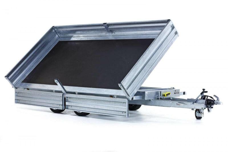 Remolque basculante Power Box Hercules 4