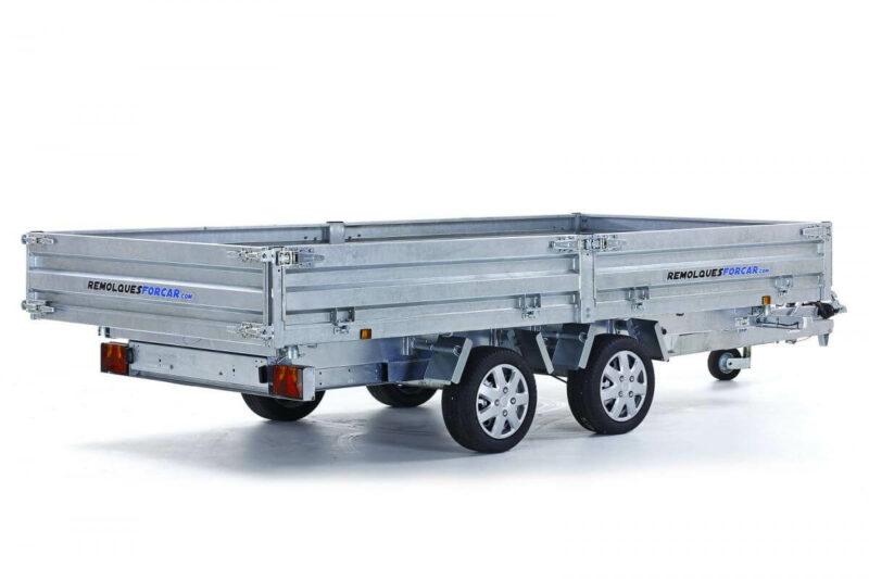 Remolque basculante Power Box Hercules 5