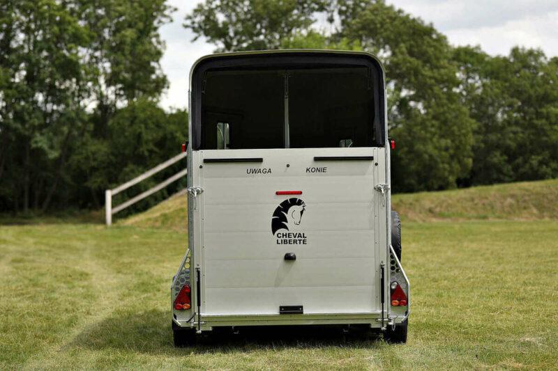 Remolque para 2 caballos Touring Country 5
