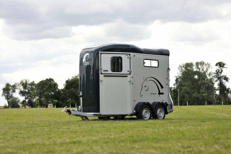 Remolque para 2 caballos Touring Country 6