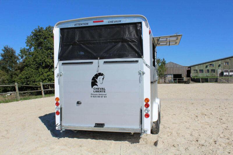 Remolque para 3 caballos Miniimax 12