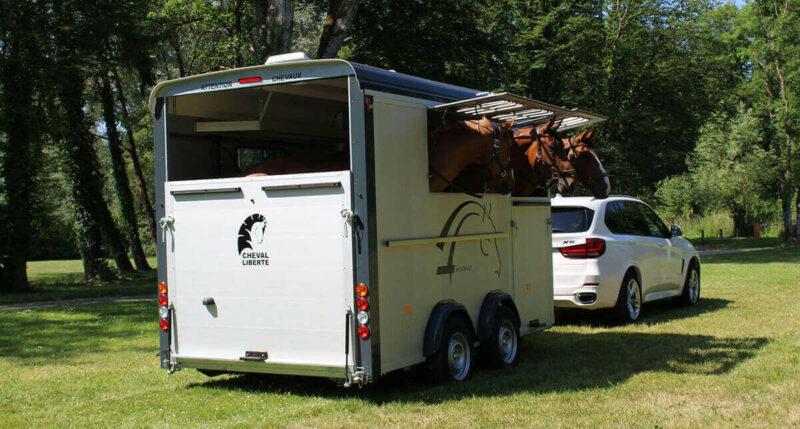 Remolque para 3 caballos Miniimax 7