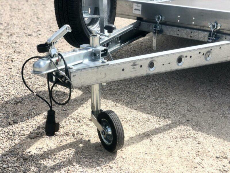 Remolque plataforma Silver 300 5