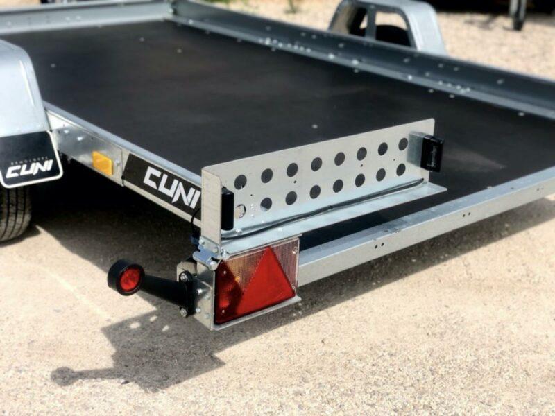 Remolque plataforma Silver 300 6