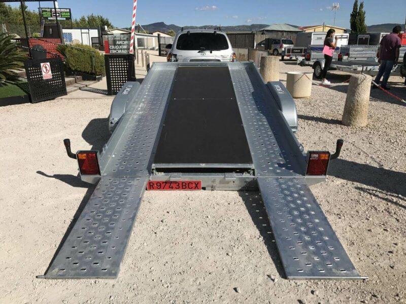Remolque portacoches JARAMA 2500kg 12