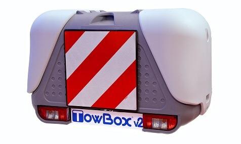 Cofre Bola para Remolques TowBox V2